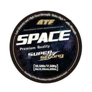 ATF Rybářský vlasec  Space 300m průměr: 0,22mm