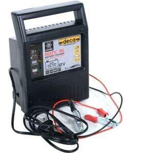 Elektronická nabíječka akumulátorů 12V / max. 6A