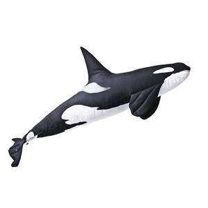 Gaby Polštář plyšová ryba Orka 118cm