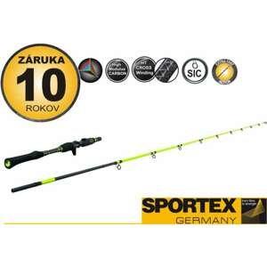Přívlačový prut Sportex STYX - T - dvoudílný délka 210cm / 29-71g / hmotnost 150g