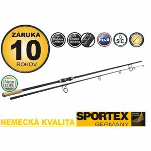 Kaprový prut Sportex Paragon Carp Float 1,75lbs,366cm - dvojdílny