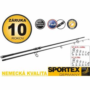 Kaprový prut Sportex D.N.A Carp dvoudílný 366cm,3,25lbs - Korková rukojeť