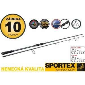 Kaprový prut Sportex Intense Carp - dvoudílný Varianta: 2,75lbs / 366cm / Tr.délka 188cm