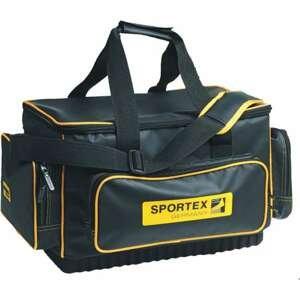 Sportex - přepravní rybářská taška s pevným dnem veľká 60x38x33cm