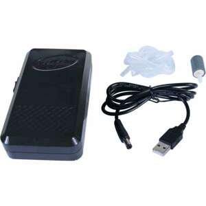 Vzduchovací motorek na AA Batterie nebo USB 1ks