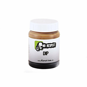 No Respect  Fish liver dip 125 ml příchuť: broskev