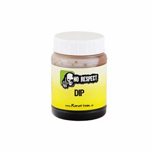 No Respect sweet gold dip 125 ml příchuť: jahoda