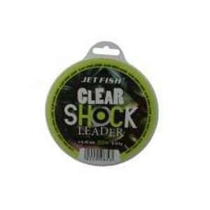 Jet Fish Clear Shock Leader 100m nosnost: 11.4kg, průměr: 0,50mm