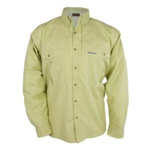 Snowbee Košile Lime Fishing Shirt XXL