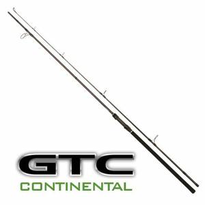 Gardner Kaprový prut Continental Rod 10ft, 3 1/4l