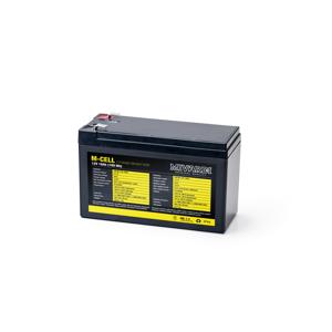 Mivardi Lithiová baterie M-CELL M-CELL 12V 18Ah + 5A nabíječka
