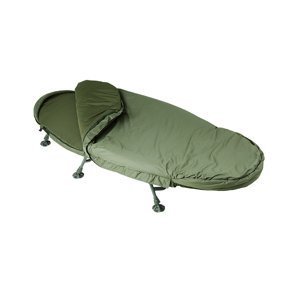 Trakker Products Trakker Spacák - Levelite Oval Wide Bed 5 Season Sleeing Bag