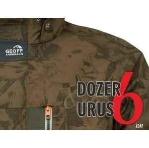 AKCE Geoff Anderson Bunda Dozer 6 + Kalhoty Urus 6 Camo