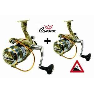 Carson Hermes Runner Camo 40