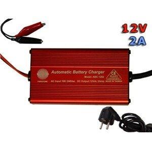 FST Nabíječka ABC-1202, 12V, 2A