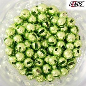 Hends products TUNGSTEN PLUS - ANODIZOVANÁ CHARTREUSE 3.8mm 10ks