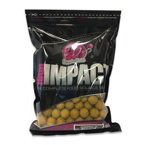Mainline Boilies High Impact 15mm 1kg příchuť: Peaches & Cream