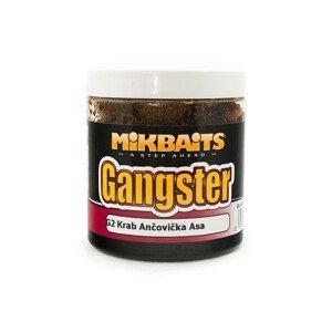 Mikbaits Gangster boilie v dipu 250ml - G2 Krab Ančovička Asa 20mm