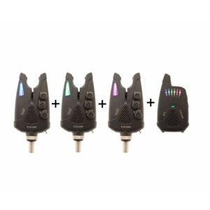 Hlásiče FLACARP - Sada hlásičů F1 s příposlechem 3+1