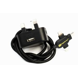 RidgeMonkey: Nabíječka Vault 12W USB Mains Power Adaptor