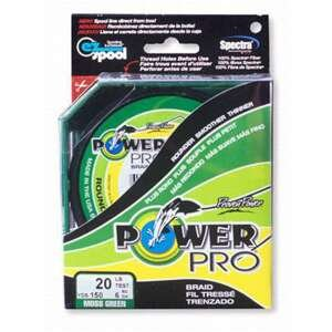 Power Pro 0,15mm 9kg zelená 1m