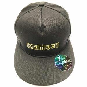 Keitech: Kšiltovka Snapback Cap CZ Černá