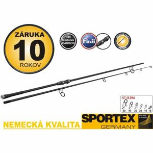 Kaprový prut Sportex DNA Carp Spod dvoudílný 396cm,5,50lbs - EVA rukojeť
