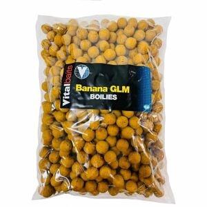 Vitalbaits: Boilie Banana GLM 24mm 5kg