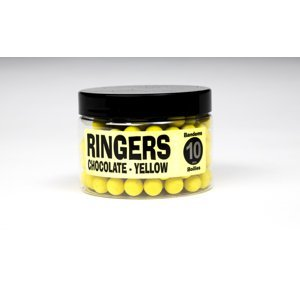 Ringerbaits Boilies Chocolate Wafters Yellow 10mm 70g