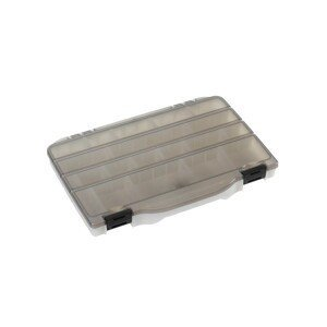 Plastica Panaro krabička 198 slim čirá šedá