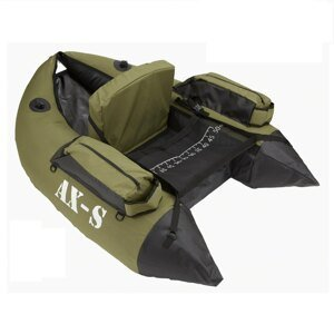 SPARROW Sparrow Belly Boat AX-S DLX Olive