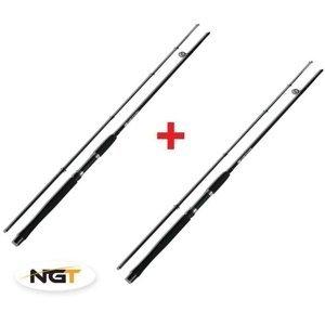 NGT Carp Stalker Rod 2,4m / 2lb