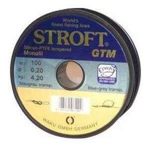 Rybářský vlasec STROFT GTM 100m Průměr vlasce: 0,25mm
