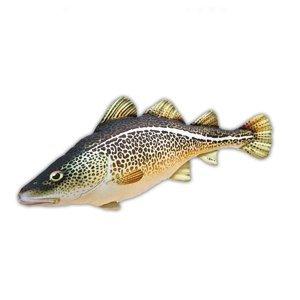 Gaby Polštář plyšová ryba Treska 80cm