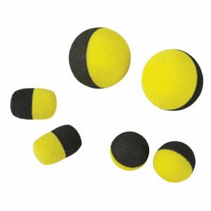 Carp Spirit Tac Tics Foam Baits Black&Yellow