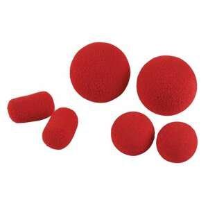 Carp Spirit Tac Tics Foam Baits Red