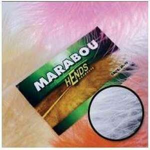 Hends Marabou M01 - bílá