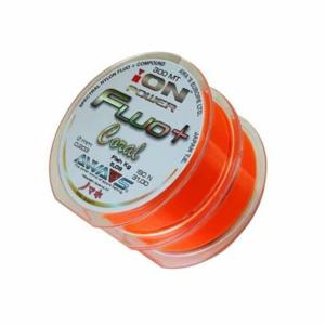 Rybářský vlasec Awa-Shima Ion power Fluo+ Coral 600m průměr: 0,28mm