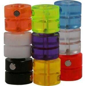 Gardner Náhradní kolečko 4 Magnet Roller Wheels, červené