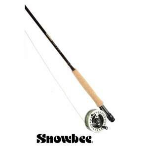 Snowbee Classic Fly 7ft (2,1m), 3/4