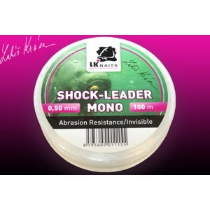 LK Baits SHOCK- LEADER MONO 0,50mm/100m