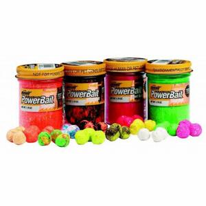 Těsto Berkley na pstruhy (Gliter Trout Bait) 50g  barva -příchuť: 3 - česnek