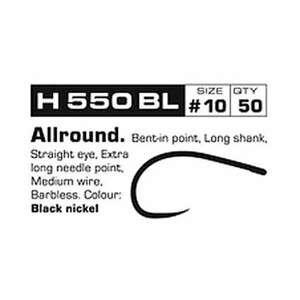 Muškařské háčky Hanák H 550 BL 25ks velikost: 14