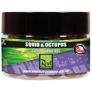 Rod Hutchinson Pop Ups  Squid Octopus with Amino Blend Swan Mussell 15mm