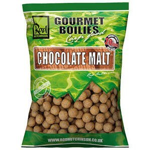 Rod Hutchinson Boilies Chocolate Malt with Regular Sense Appeal 1kg 20mm