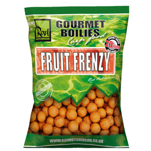 Rod Hutchinson Boilies Fruit Frenzy and Spring Blossom 1kg 20mm