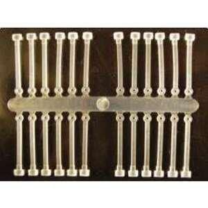Extra Carp Silicone Boilie Holder - zarážky na boilies délka zarážky: 18mm