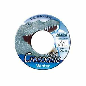 Vlasec Jaxon Crocodile winter průměr: 0,12mm/3kg