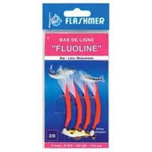 FLASHMER FLUOLINE 4 HÁČKY Č. 2/0