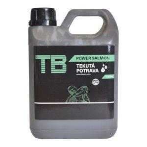 Tb baits tekutá potrava power salmon-250 ml